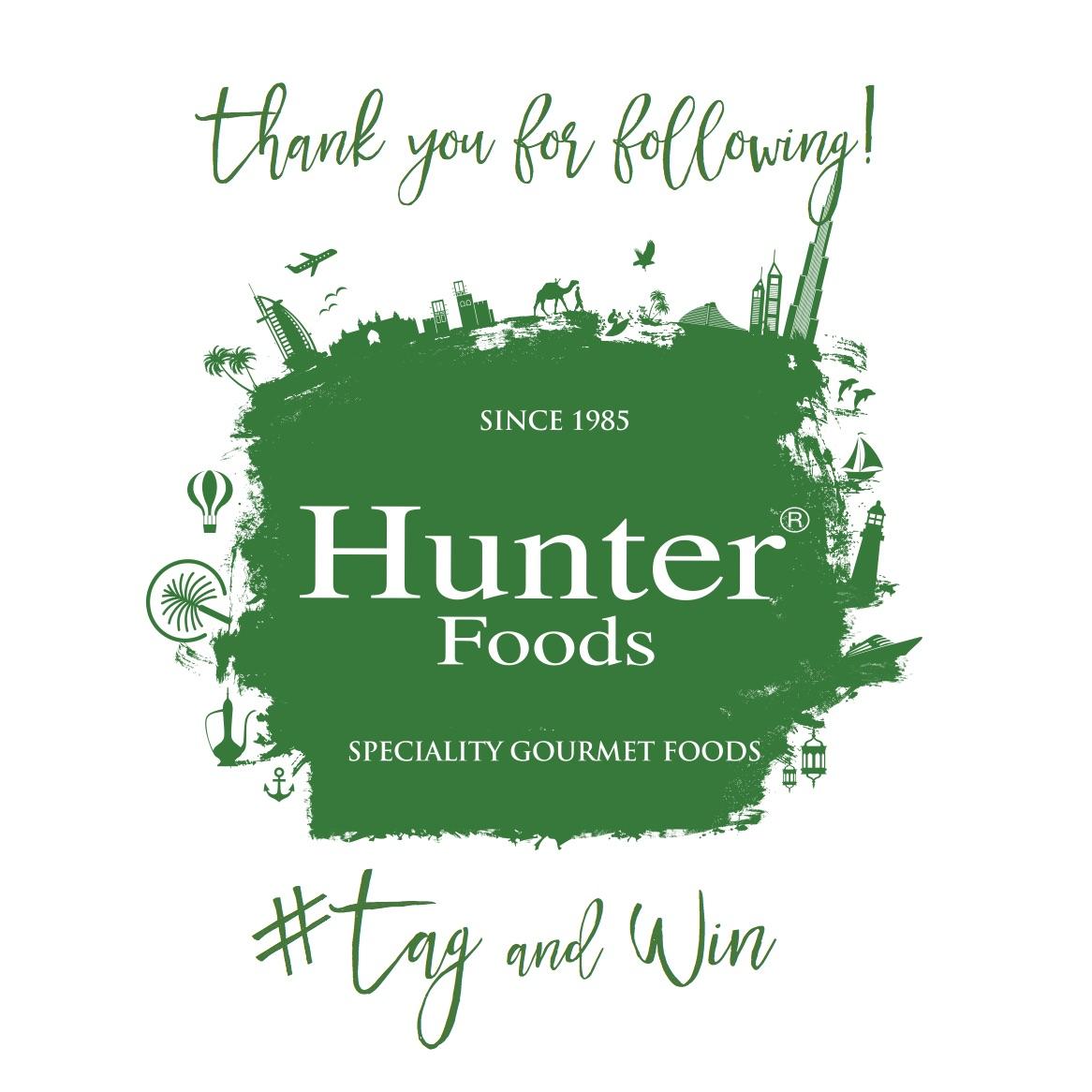 May 2016 - Instagram Giveaway T&Cs - Hunter Foods