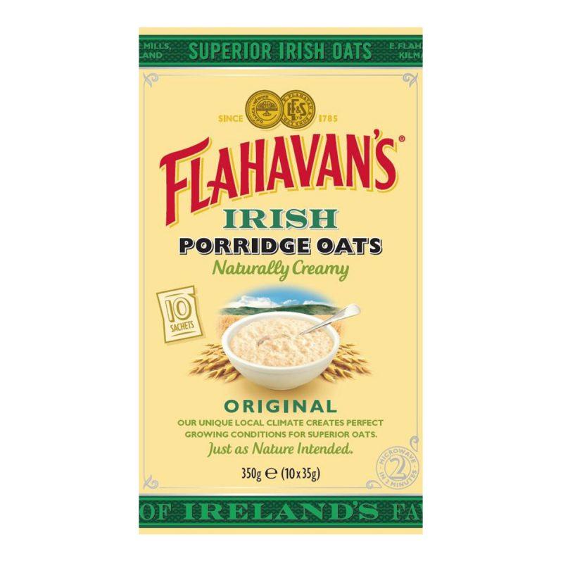 Flahavan's Irish Porridge Oats Original (350gm)
