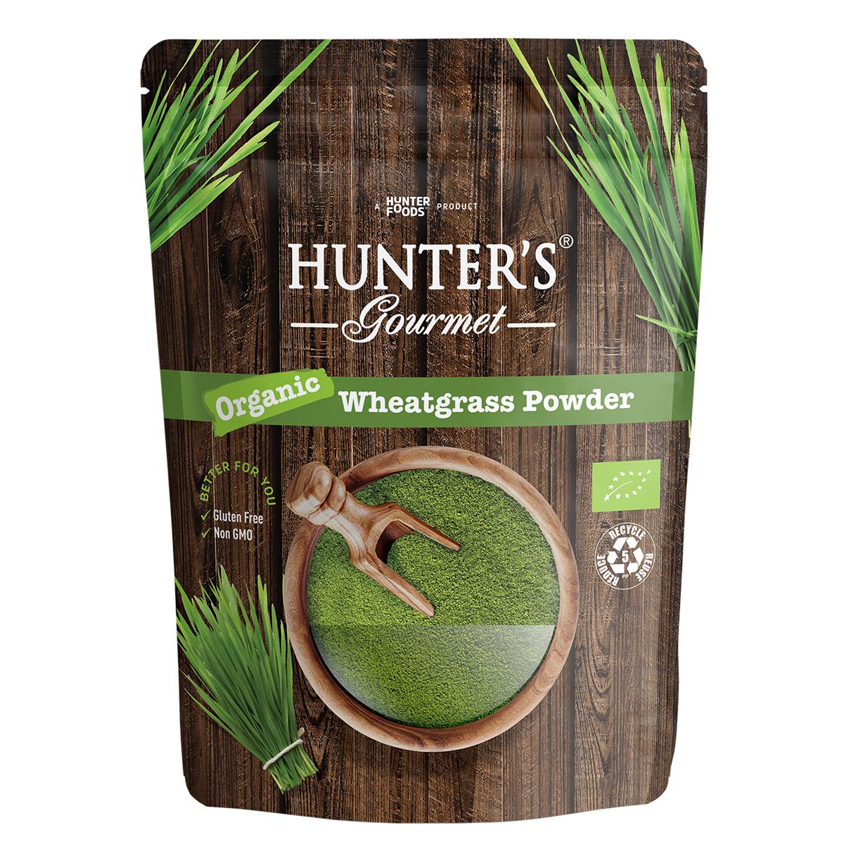 Hunter's Gourmet Organic Tri-Colour Quinoa  (300gm)