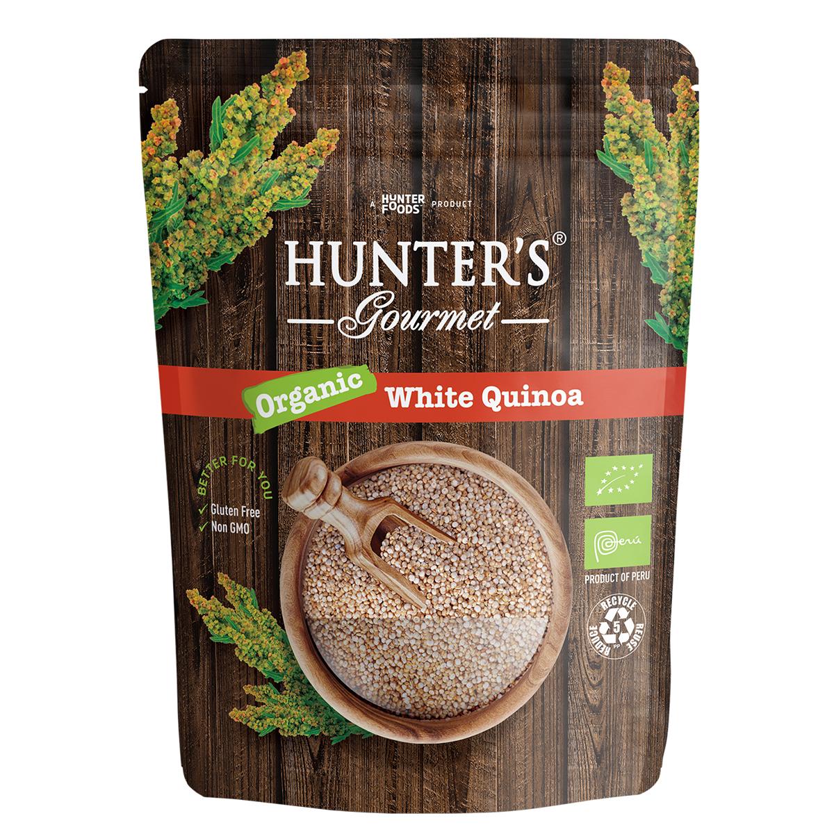 Hunter's Gourmet Organic Wheatgrass Powder (250gm)
