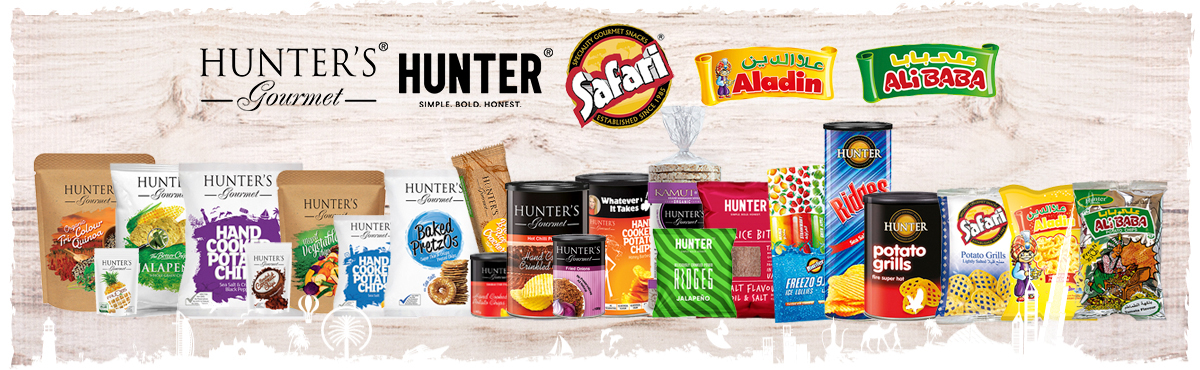 Hunter Foods products