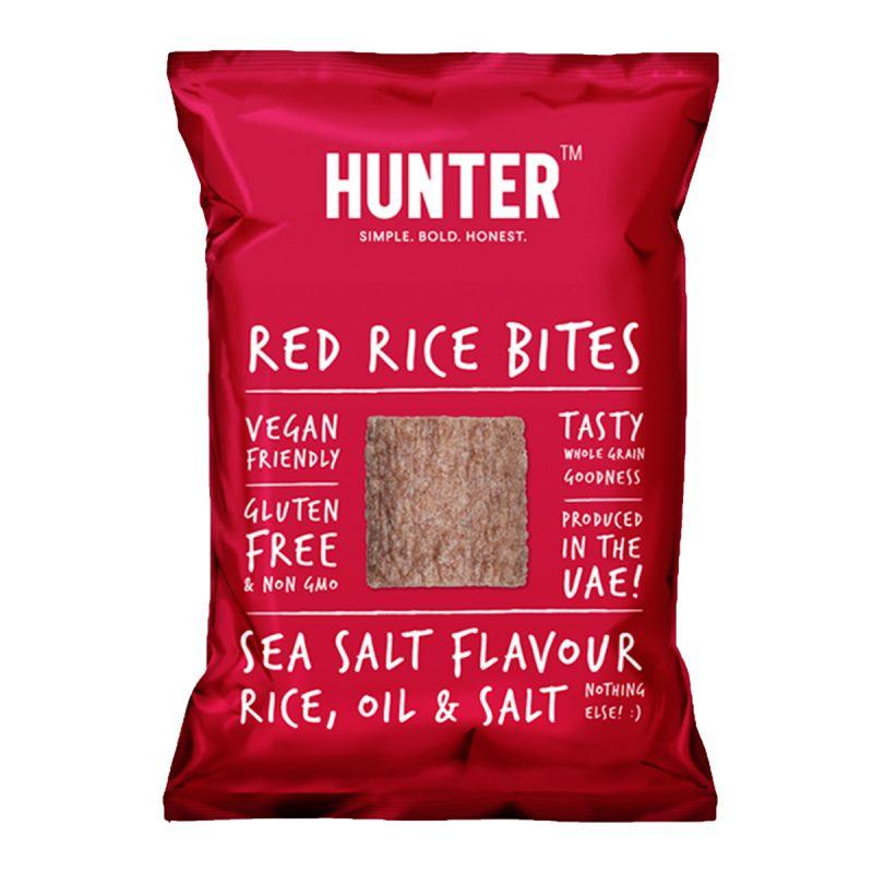 Red Rice Bites - Sea Salt (100gm)