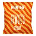 Hunter Deliciously Crinkled Potato Ridges – Sweet Chilli (40gm)