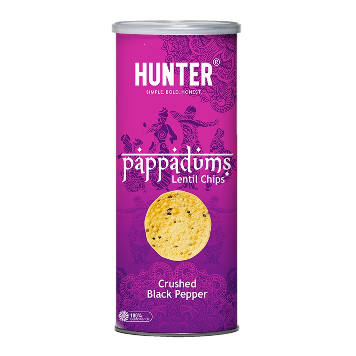 Hunter's Collection Root Chips – Amazing Purple Sweet Potato – Sea Salt (80gm)