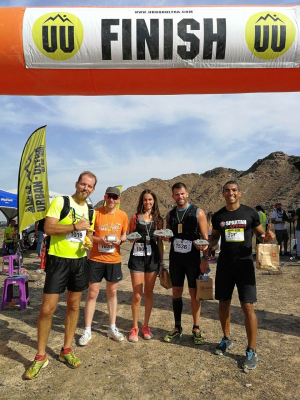 URBAN-ULTRA ROCKRUNNER 2018 with Hunter Foods