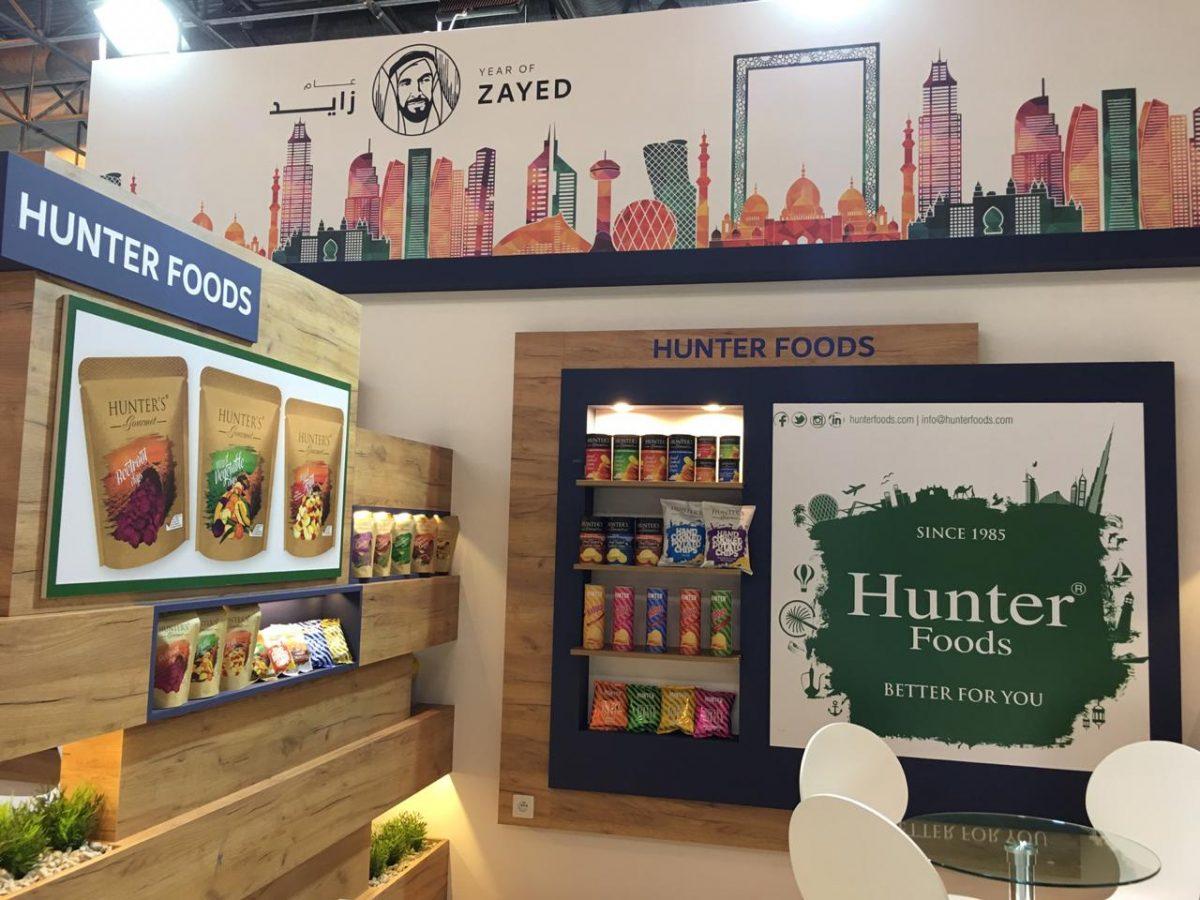 SIAL PARIS - Hunter Foods