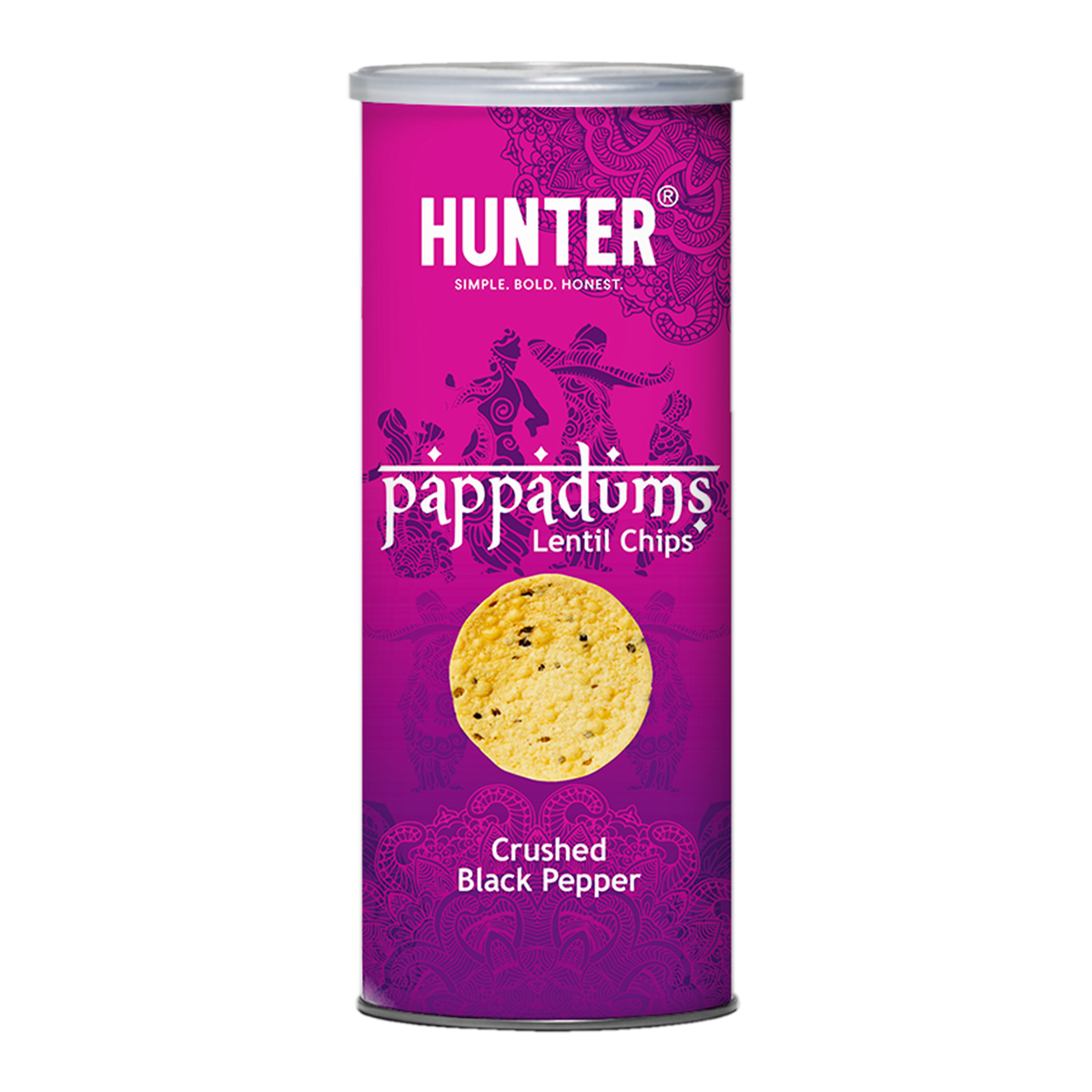 Hunter's Collection Root Chips – Amazing Purple Sweet Potato – Sea Salt (80gm)