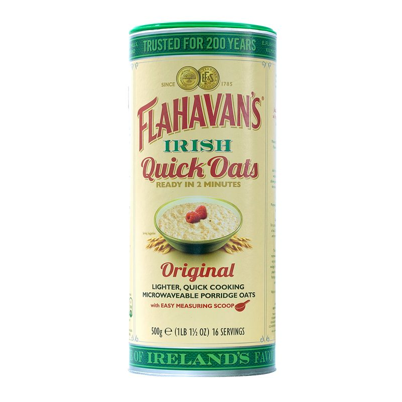 Flahavan's Irish Quick Oats Original (500gm)