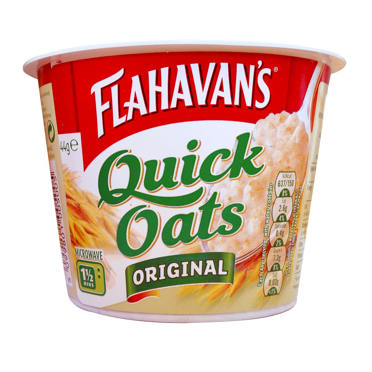 Flahavan's Quick Oats Strawberry (46gm)