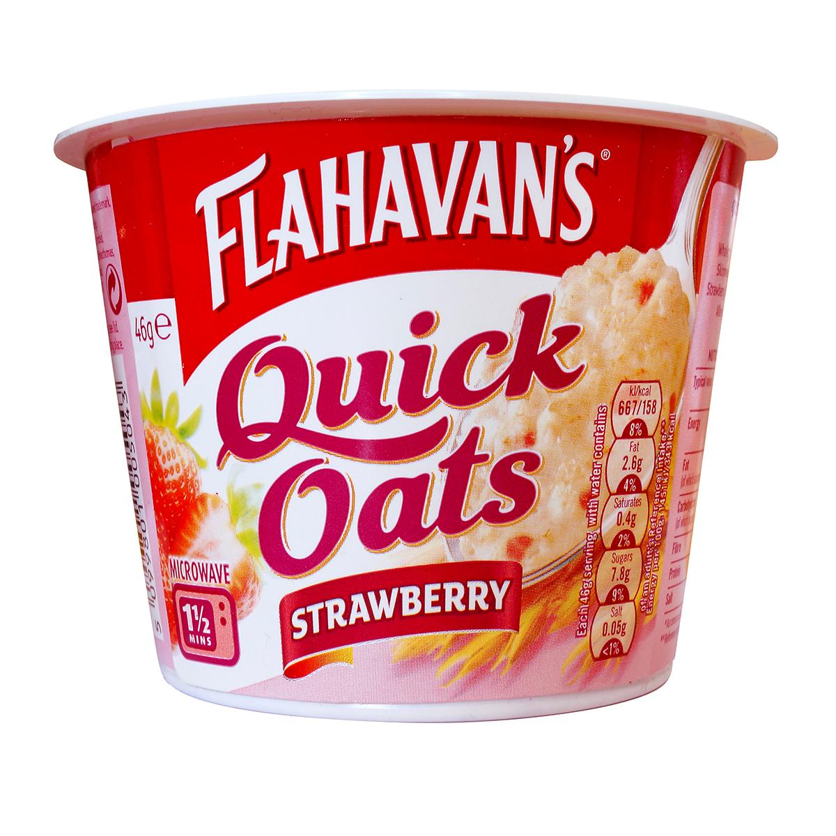 Flahavan's Quick Oats Apple & Raisin (45gm)