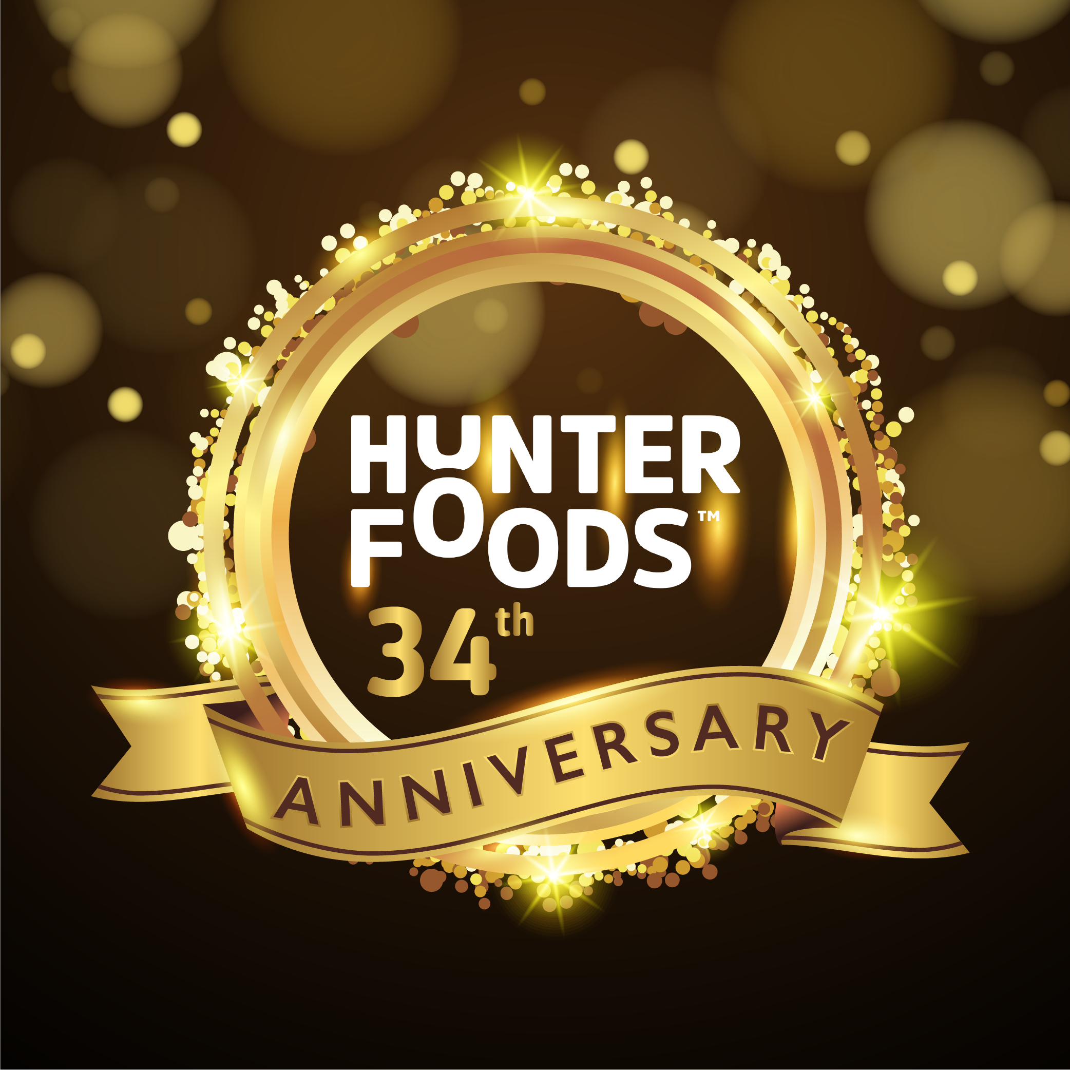 Hunter Foods 34th Anniversary