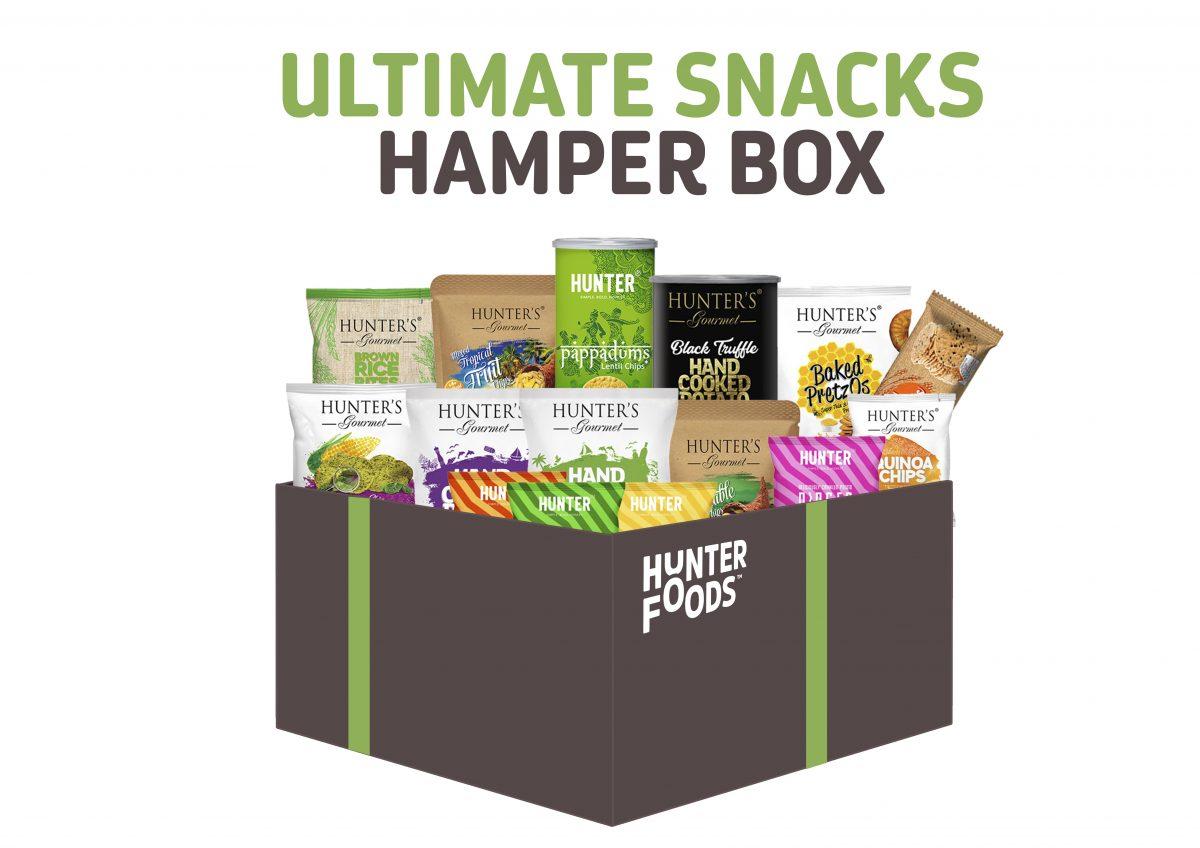 Ultimate Snacks Hamper Box