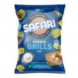 Safari Potato Grills - Salt