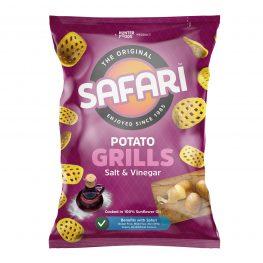 Safari Potato Grills - Salt & Vinegar