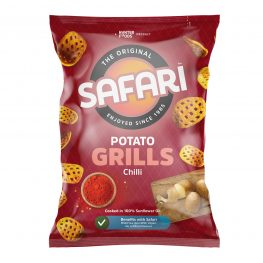 Safari Potato Grills - Chilli (60gm)