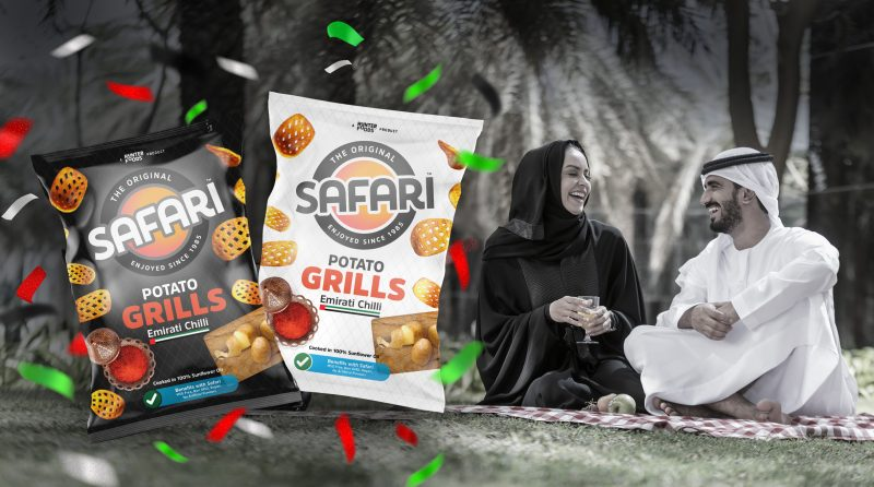 Safari Potato Grills - Emirati Chilli by Hunter Foods