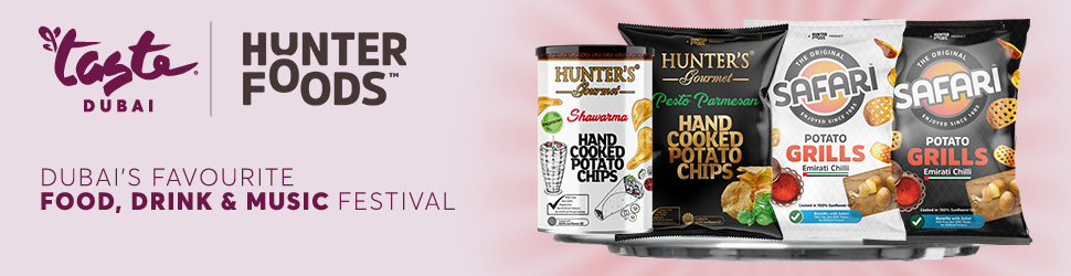Hunter Foods at Taste of Dubai 2020