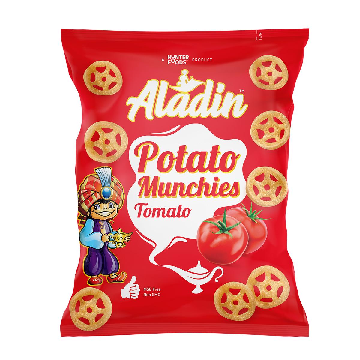Aladin Potato Munchies - Tomato
