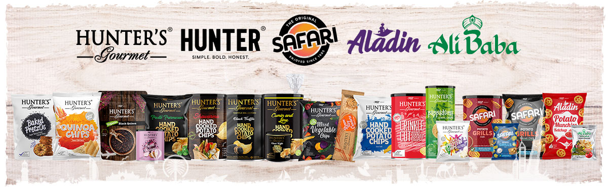 Hunter Foods is a leading company in innovative, alternative and Better For You snacks and foods in the Middle East and Asia.